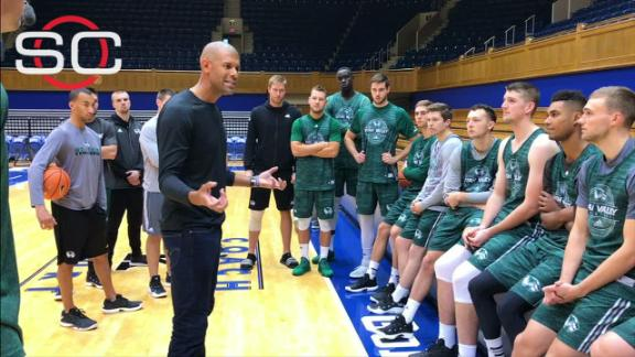 Utah Valley boldly takes on Duke and Kentucky in 24 hours