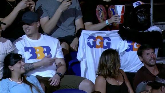 Suns mascot trolls Big Baller Brand fan