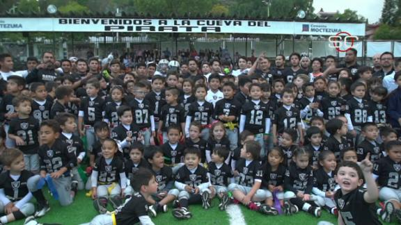 A new kind of futbol is on the rise in Mexico