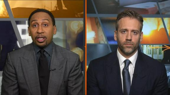 Stephen A. sees new landscape in NBA's East