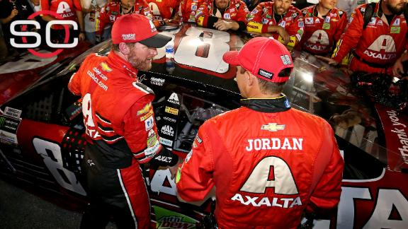 Dale Jr. finishes 25th in final full-time race