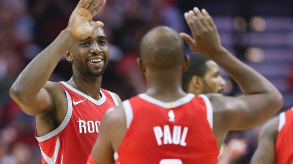 Mbah a Moute nails 3 in historic night