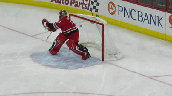 Darling gives up easy goal against Rangers