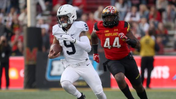 Penn State makes easy work of Maryland