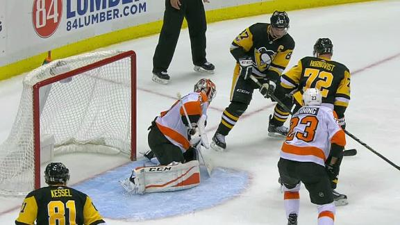 Crosby seals the deal for Penguins in OT