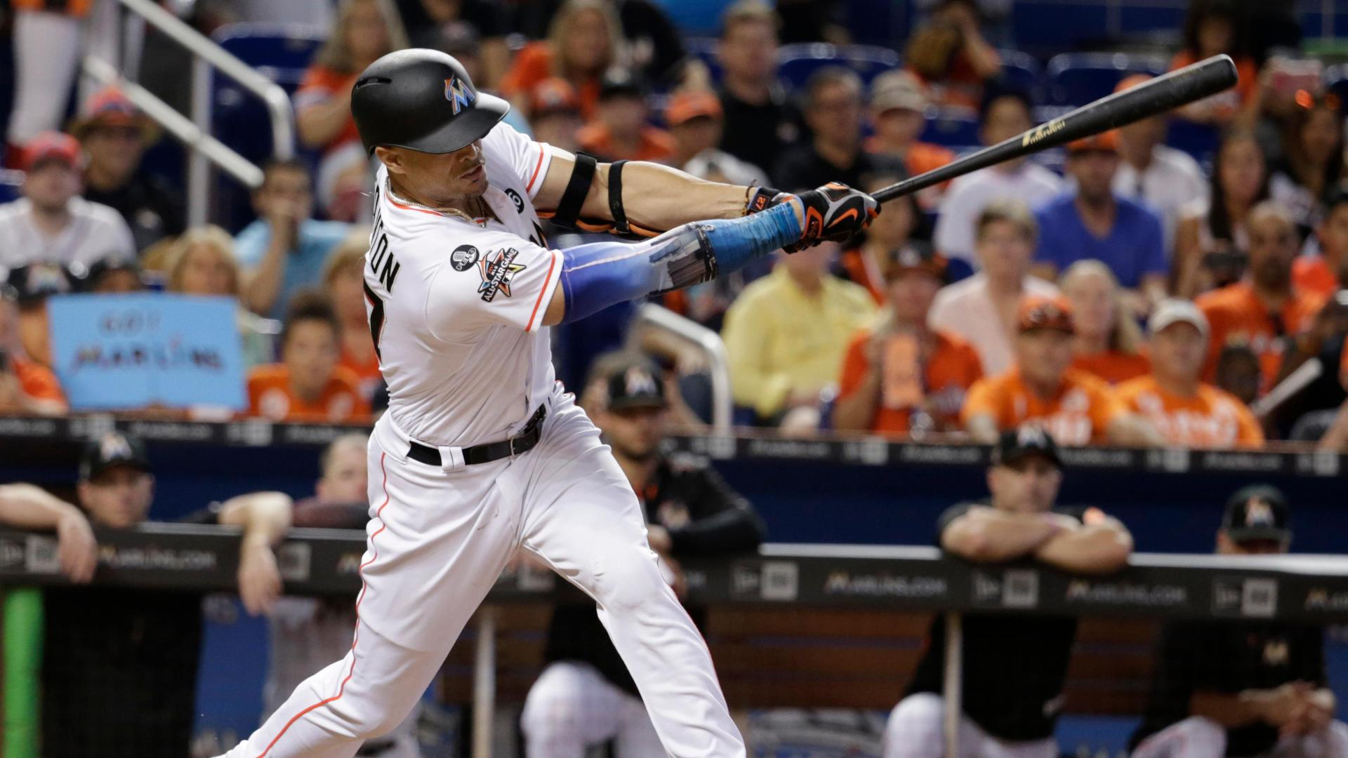 Olney: 'It's all up to Stanton'