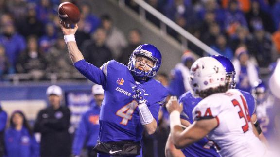 Boise State takes Mountain West honors