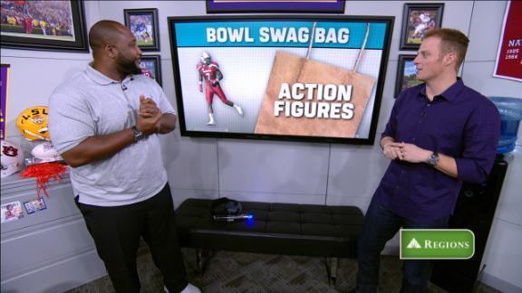 TOL fills SEC swag bags