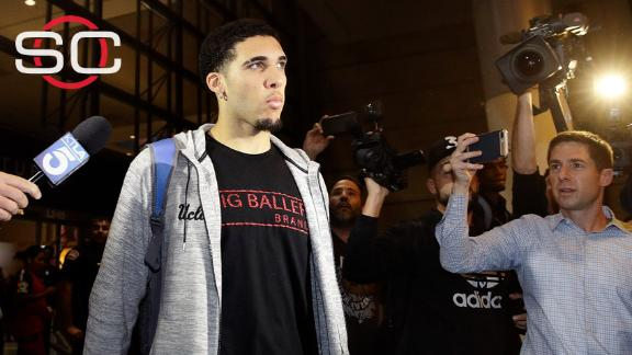 What's next for LiAngelo Ball after leaving UCLA?