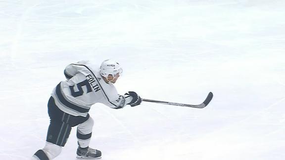 Folin scores first for Kings