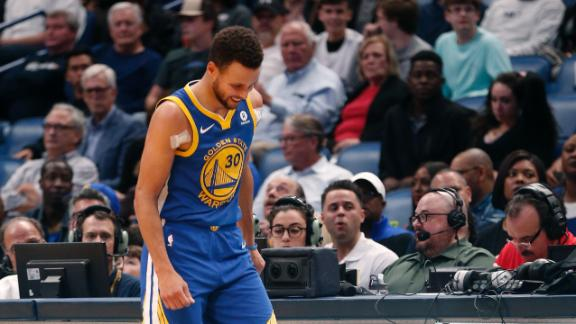 How will Golden State's system look without Curry?