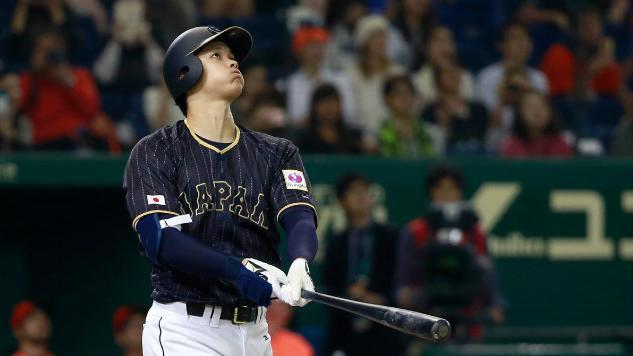 Shohei Ohtani ready to take his talents to Angels