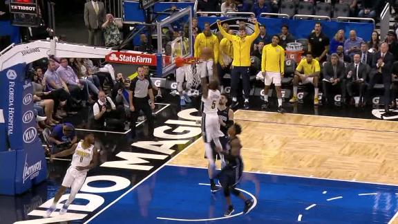 emmanuel mudiay stats  news  videos  highlights  pictures