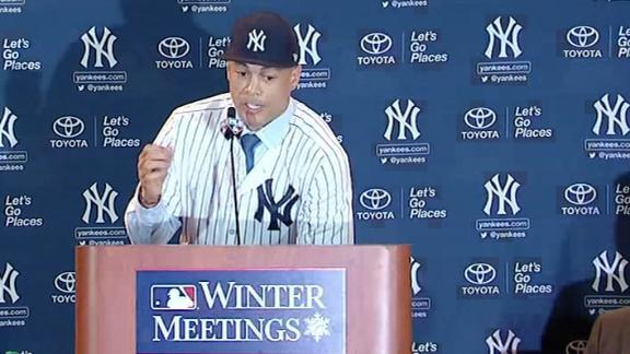 Stanton: It doesn't matter if I play right field