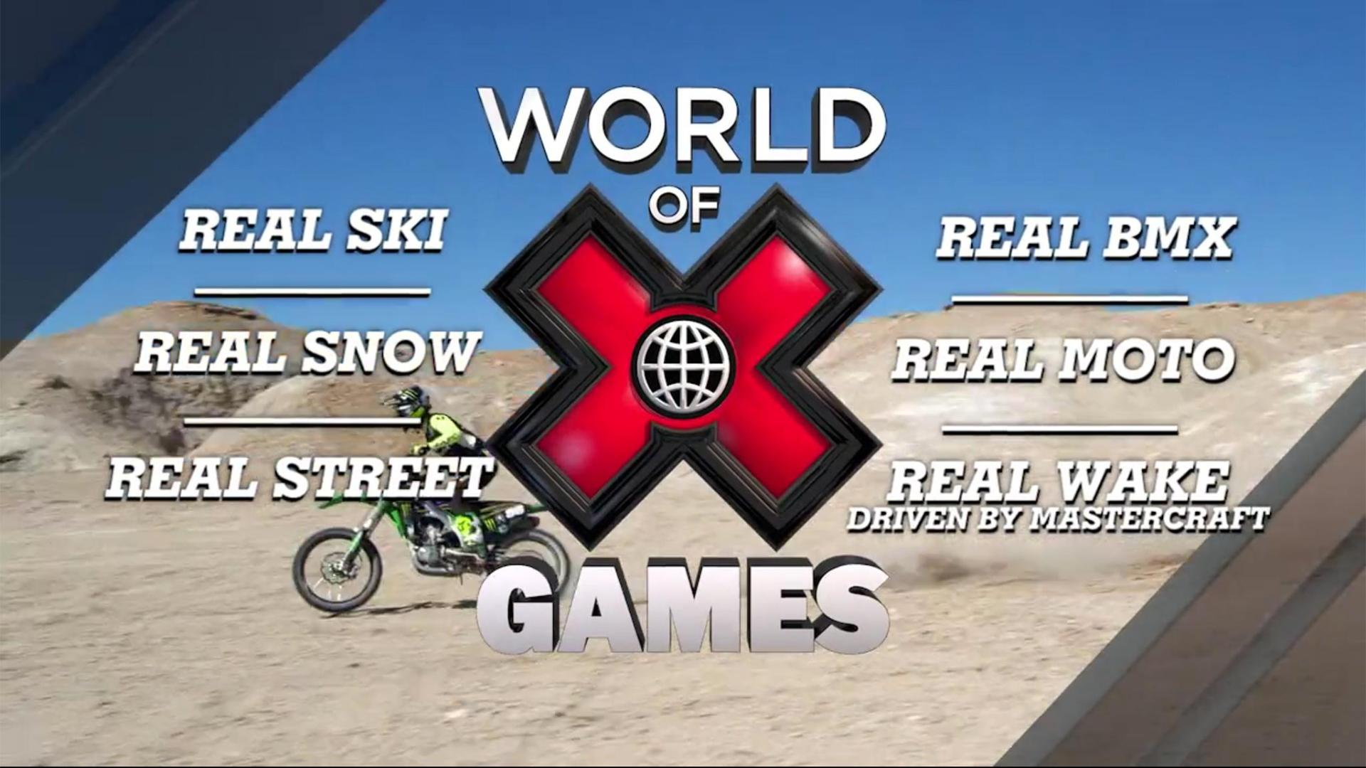 X Games announces the 2019 Real Series video competition