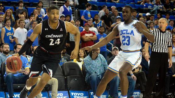 Cincinnati hands UCLA second straight loss