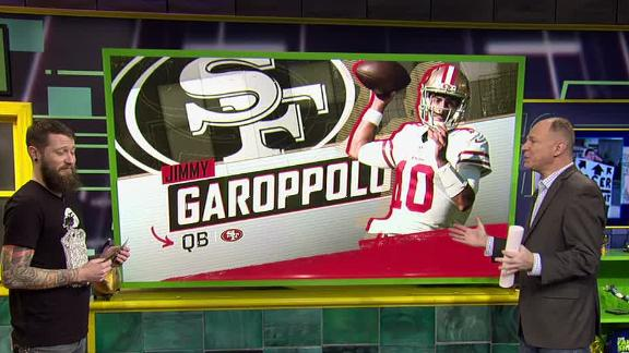 Berry: Garoppolo is 'matchup-proof'