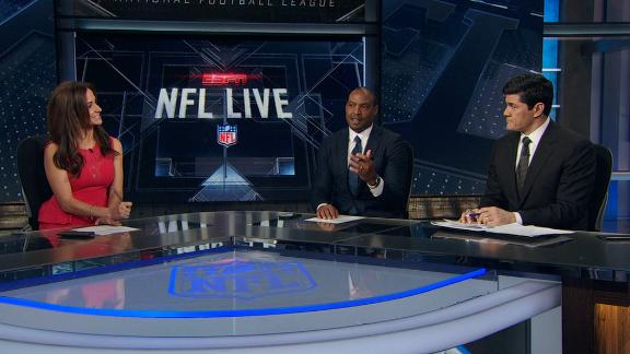 Woodson and Bruschi like Eagles to beat Cowboys