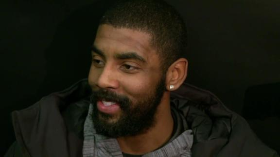 Irving on missing official: 'Both teams had to play within that realm'