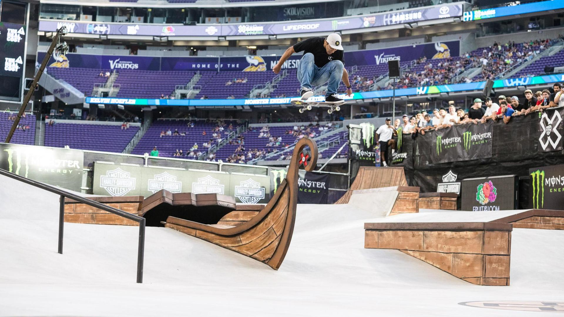 Top Moments from 2017: Full World of X Games episode