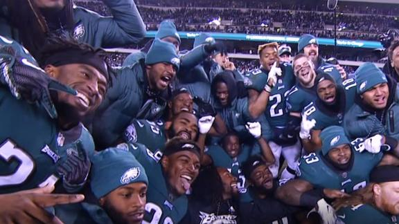 Eagles pull out gutsy win in Philly