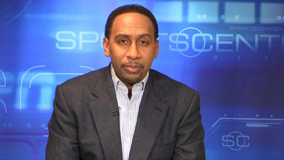 Stephen A. says Cavs need 'major change' to beat Warriors