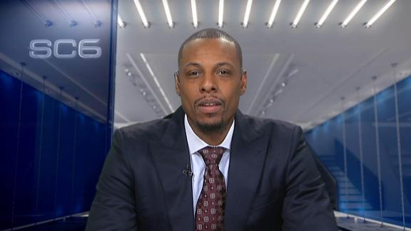 Pierce weighs in on recent NBA scuffles