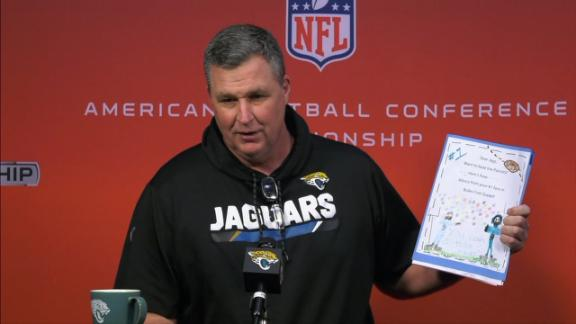 Doug Marrone's revival: How an old coach got him one more shot