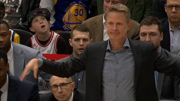 Kerr's 'hawk' play works to perfection