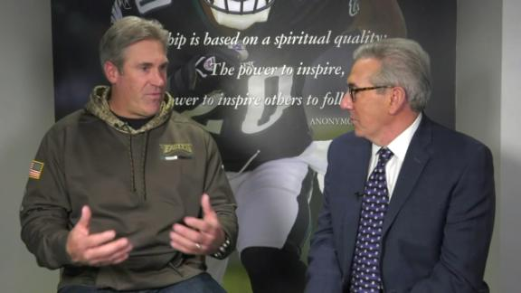 Pederson focused on keeping emotions in check