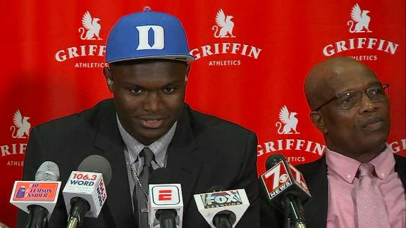 'Brotherhood' led Zion to Duke