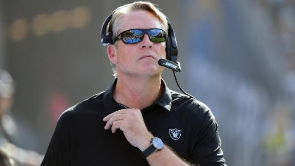 Del Rio leading candidate for Giants DC