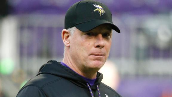Giants hire Vikings OC Shurmur as head coach