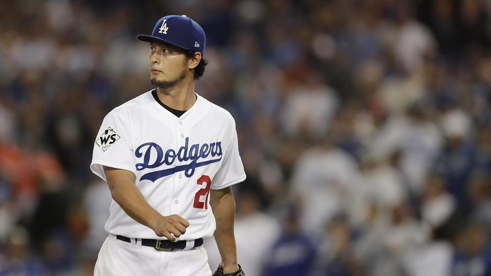Brewers make offer for Darvish