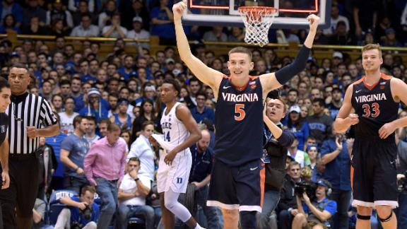 Virginia vs. Duke College Basketball Predictions Against The Spread 1/27/18