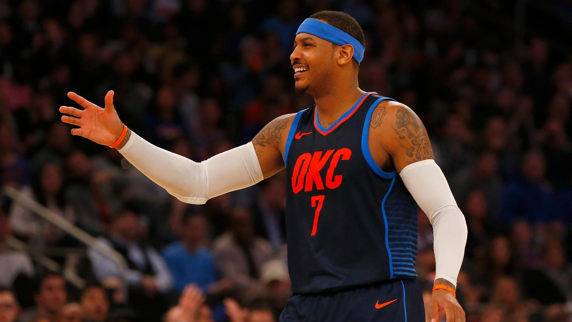 Carmelo Anthony Stats, News, Videos, Highlights, Pictures ...