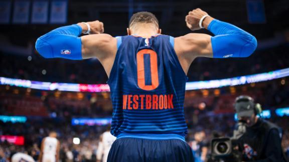 Westbrook wins All-Star showdown