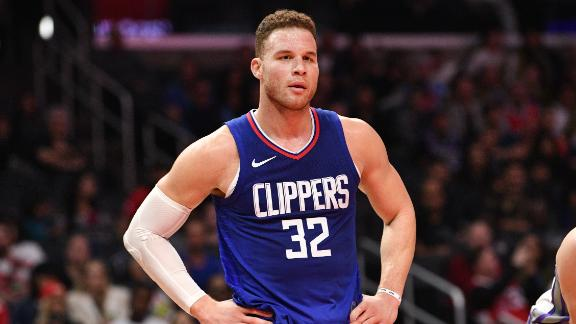 Billups 'surprised' Clippers parted ways with Griffin
