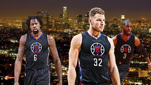 The rise and fall of Lob City