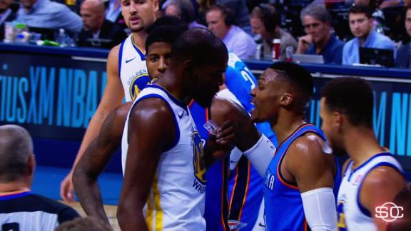 The Durant-Westbrook feud