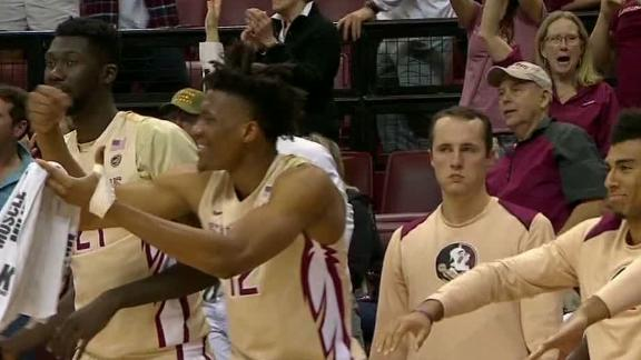 FSU rallies to knock off No. 11 Clemson in OT