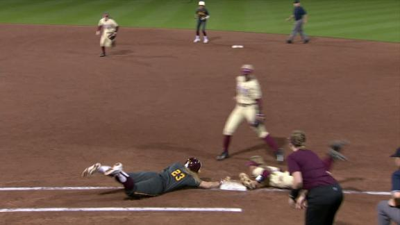 Minnesota falls to No. 8 FSU