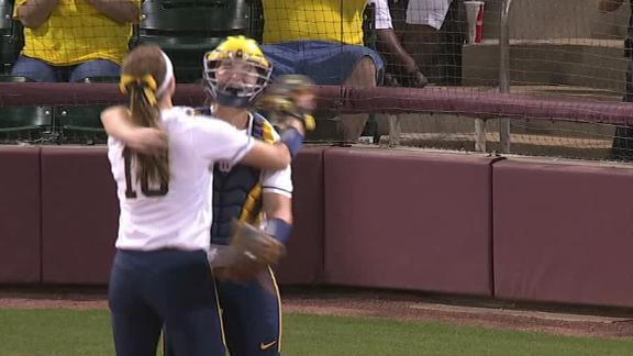 Michigan blanks FSU