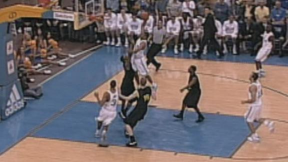 Westbrook's thunderous posterizer 10 years ago