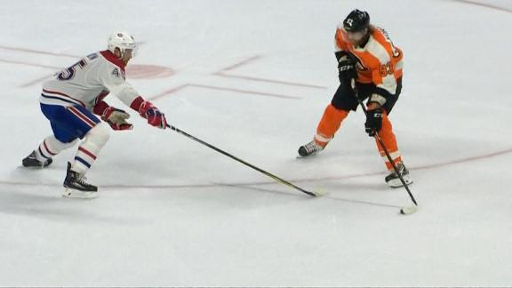 Voracek ties and wins it for Philly