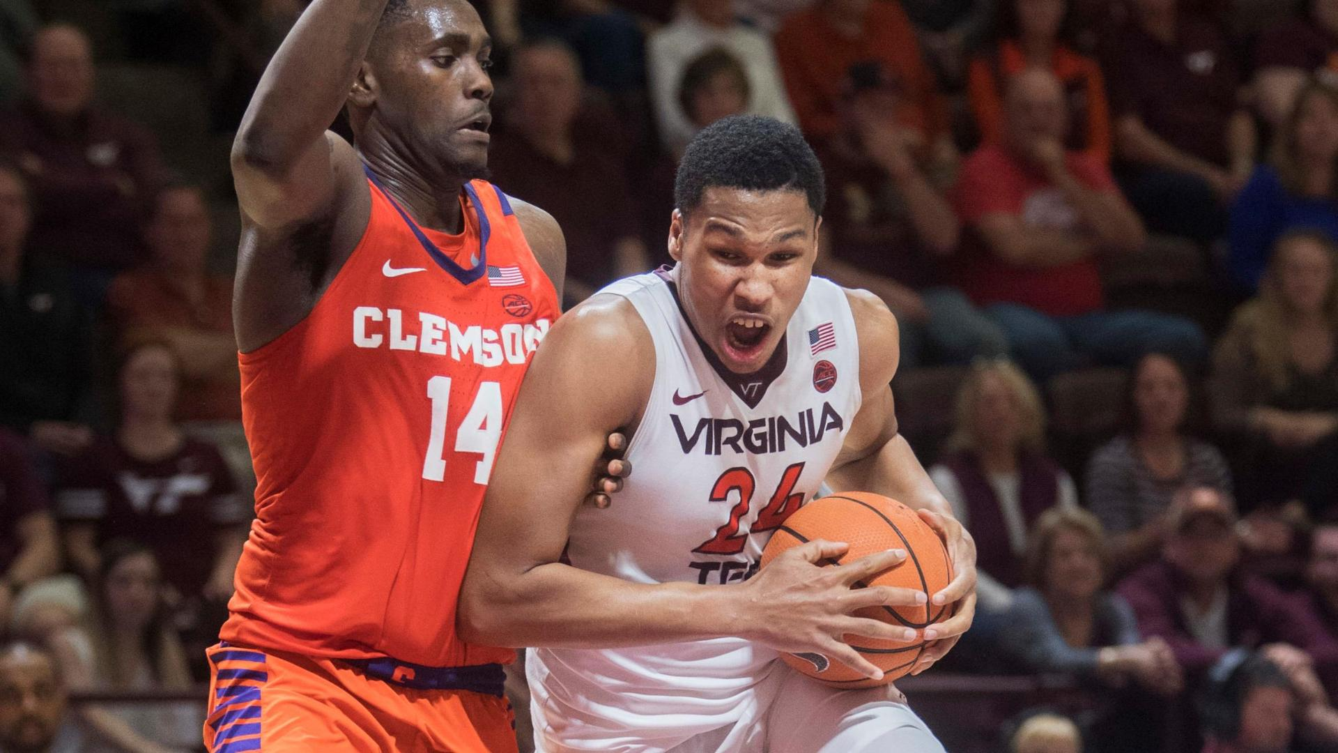 Virginia Tech takes down Clemson