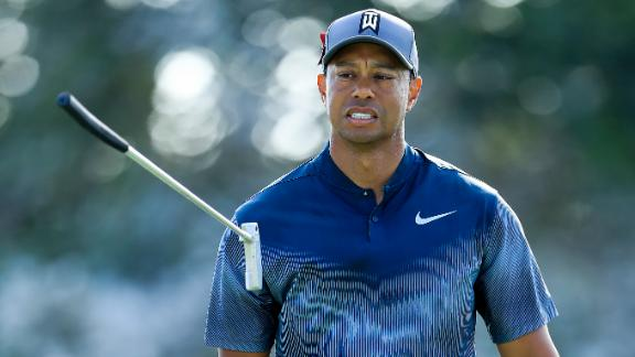 Tiger claws for even-par opening round at Honda Classic