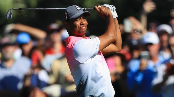 'Bear Trap' gets best of Tiger in 2nd round
