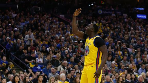 Warriors win another scrappy battle against the Thunder