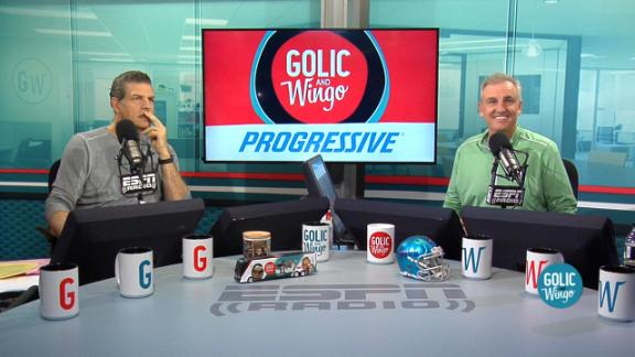 Golic & Wingo react to listeners' biggest mistakes
